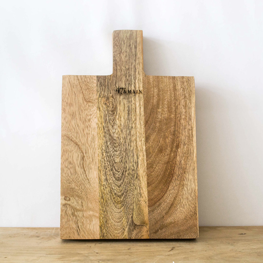 Creative Brands Small Square Cutting Board