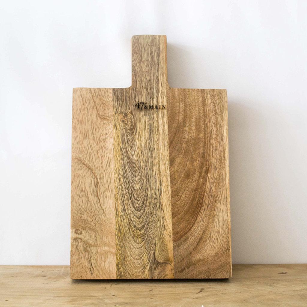 Small Square Cutting Board