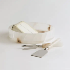 The Collective Alabaster Vanity Tray