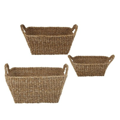 Creative Brands Rectangle Mini Basket Set