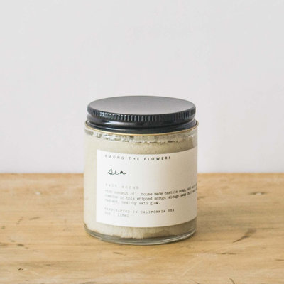 Among the Flowers Salt Scrub- Sea Salt