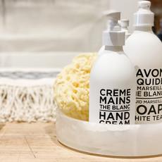 Compagnie de Provence Compagnie de Provence, White Tea Liquid Soap, 16.9 oz.