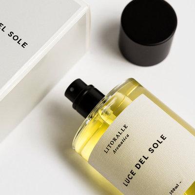 Litoralle Aromatica Luce Del Sole Fragrance