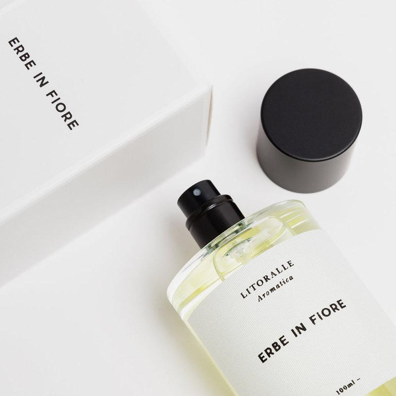Litoralle Aromatica Erbe In Fiore Fragrance