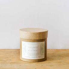 Zoet Bathlatier Cucumber & Wild Mint Rustic Candle