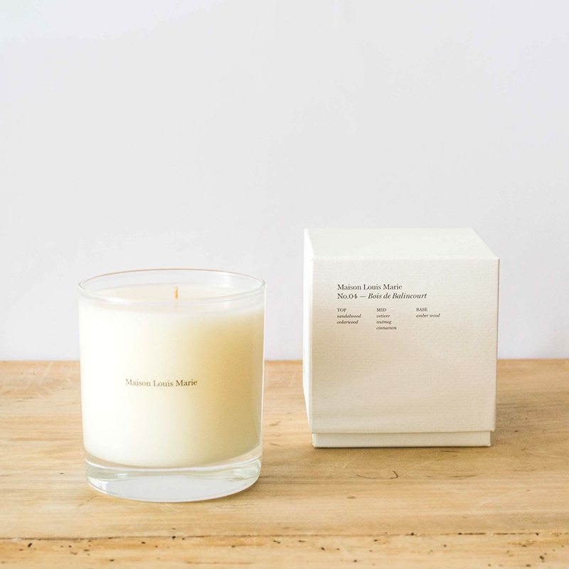 Olive and Rose Candles