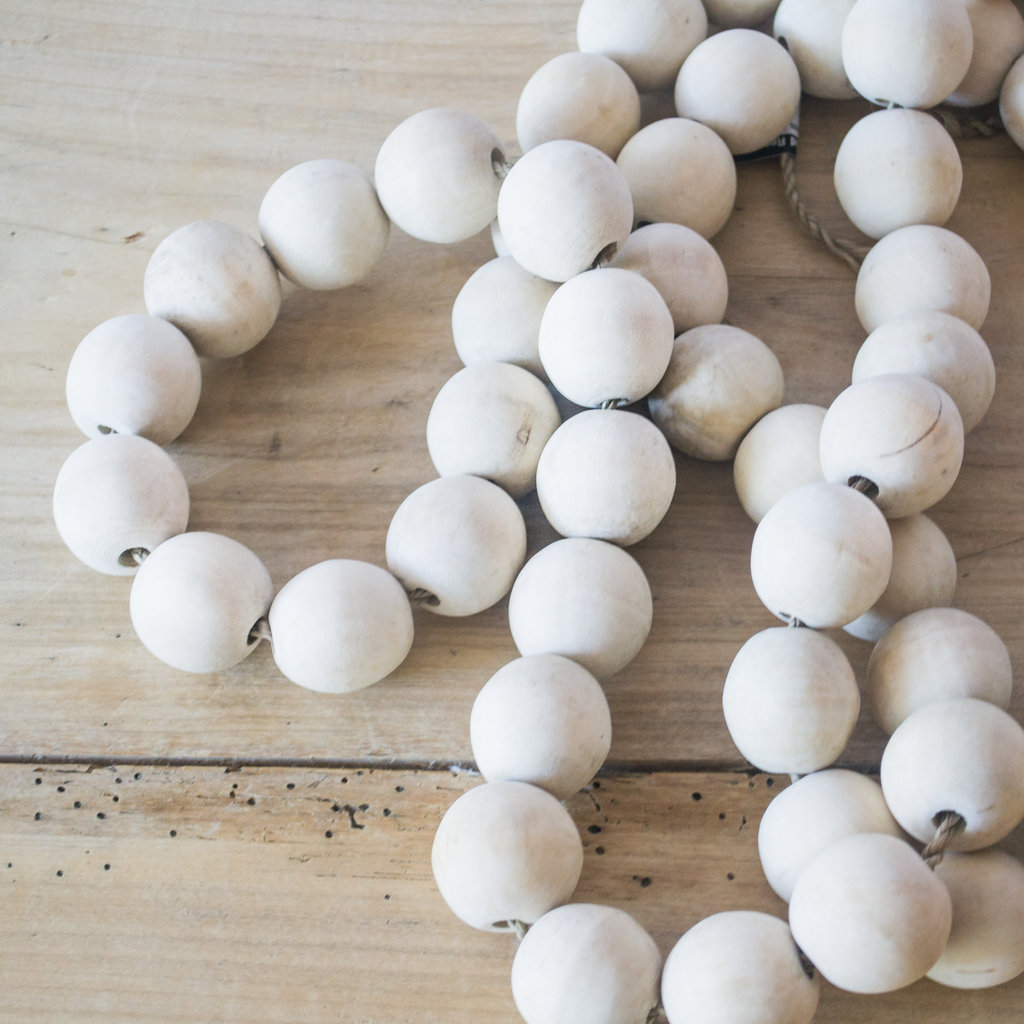 Texture Imports Small Natural Beads