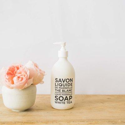 Compagnie de Provence Compagnie de Provence White Tea Liquid Soap