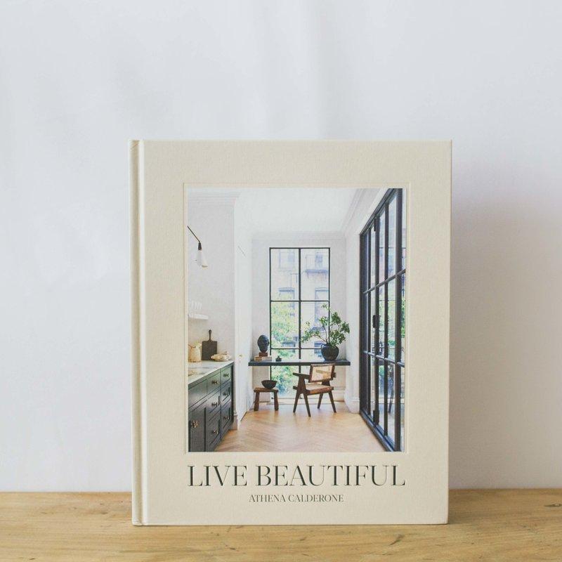 Abrams-Stewart Tabori & Chang Live Beautiful