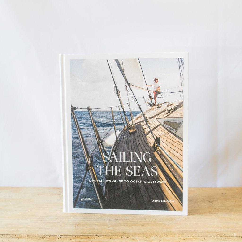 Gestalten Sailing the Seas Hardcover Book