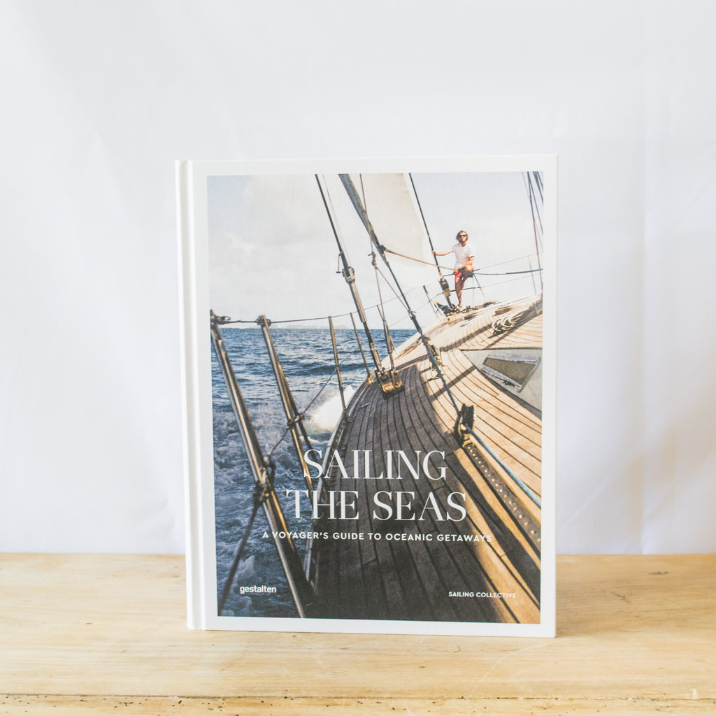Sailing the Seas Hardcover Book