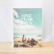 One Year on a Bike Hardcover