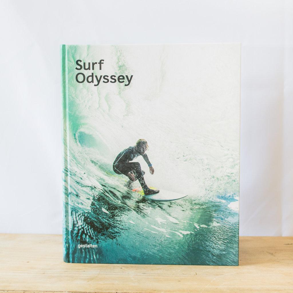 Gestalten Surf Odyssey Hardcover