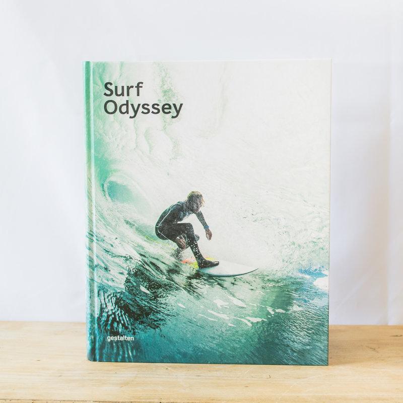Surf Odyssey Hardcover