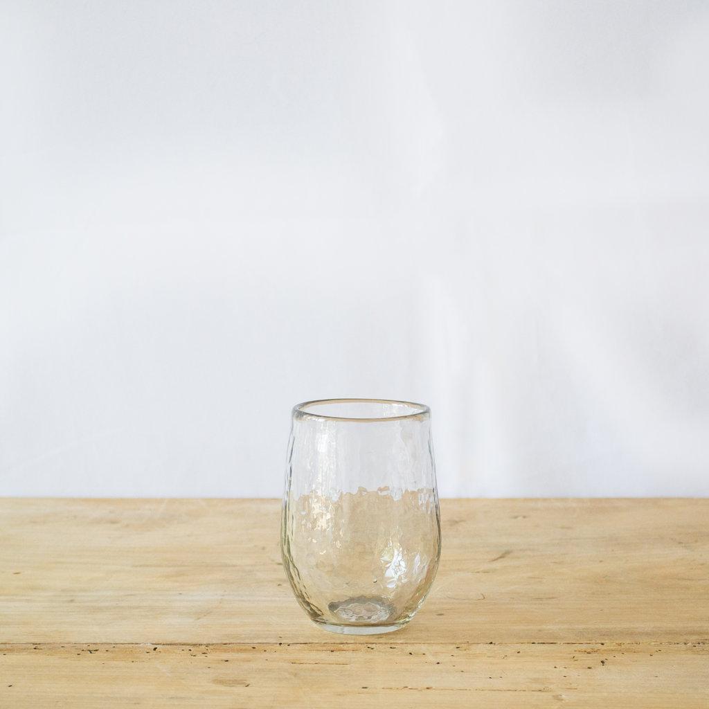 Pebbled Medium Glasses- Set of 2