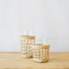 Kiss That Frog Seagrass Cage Wide Tumbler