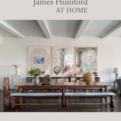 Common Ground Distributors James Huniford: At Home Hardcover