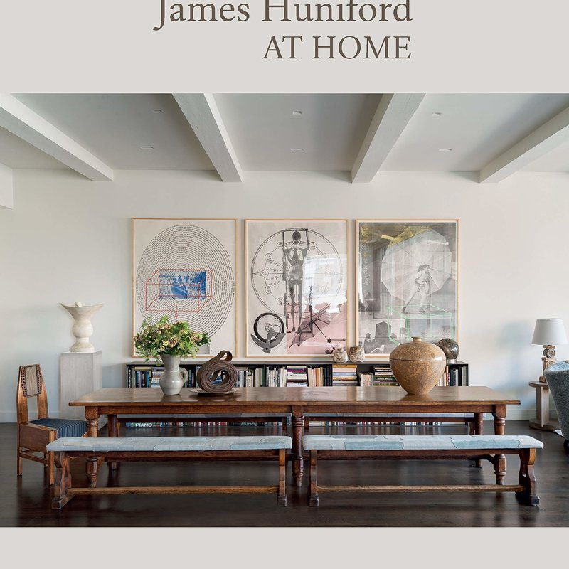 Common Ground Distributors James Huniford: At Home Hardcover