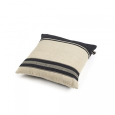Libeco Linen Pillow Marshall/insert - Multi Stripe