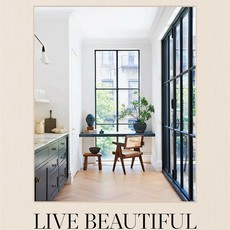 Common Ground Distributors Live Beautiful Hardcover