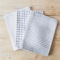 Fog Linen Linen Kitchen Towel in Natural