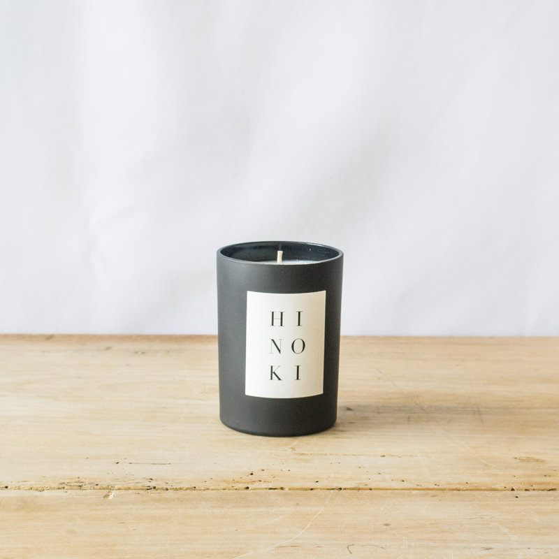 Brooklyn Candle Studio Noir Candle Hinoki