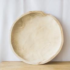 Bleached Platter