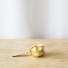 Fog Linen Brass Coffee Measure Spoon