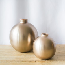 Be Home Rose Spherical Vase, Small
