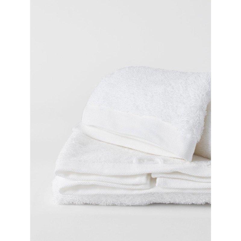 Matteo Riviera Hand Towel, White
