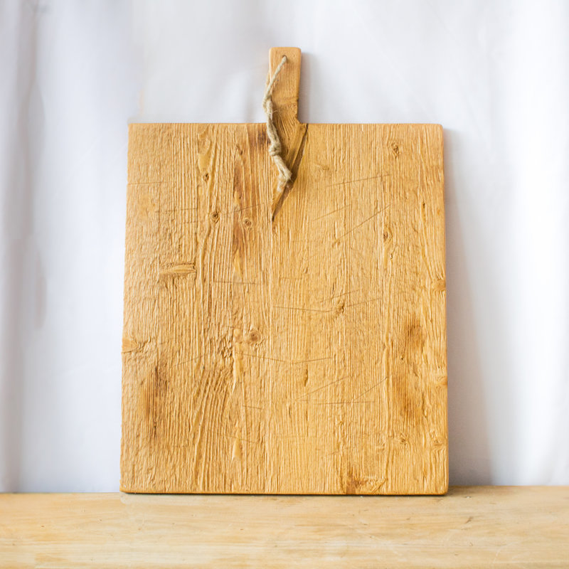 Rectangular Pine Charcuterie Board, Medium
