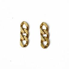 Watersandstone Trine Earrings