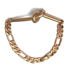 Watersandstone Knot Bracelet
