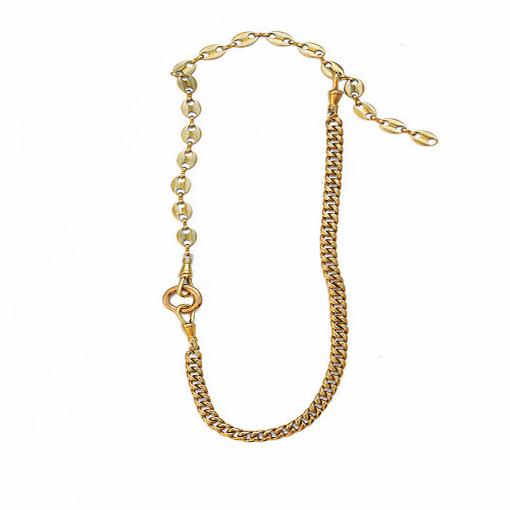 Watersandstone Grasp Necklace