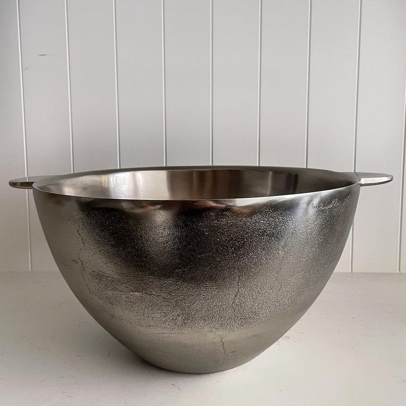 Antique Nickel Party Bucket