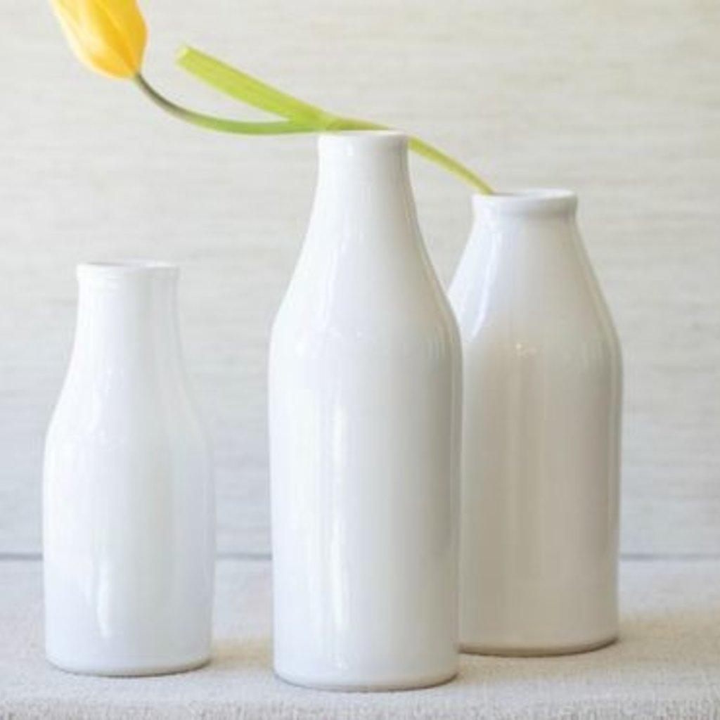 Amanda Wright Tall Bottle Gloss White
