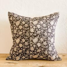 Block Print Pillow w/ Insert
