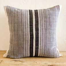Vintage Hmong Hemp Pillow w/ Insert