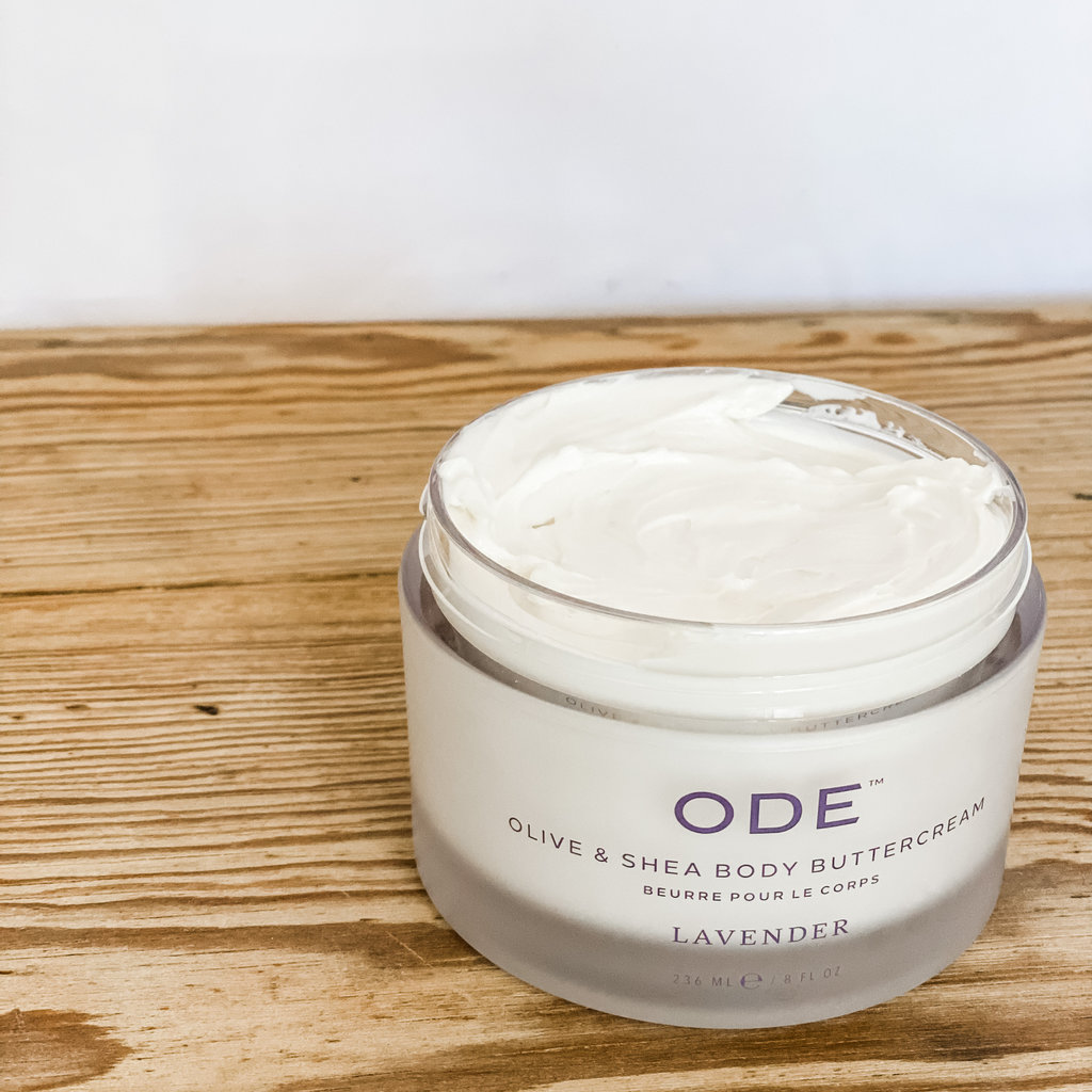 Lavender Olive and Shea Body Buttercream