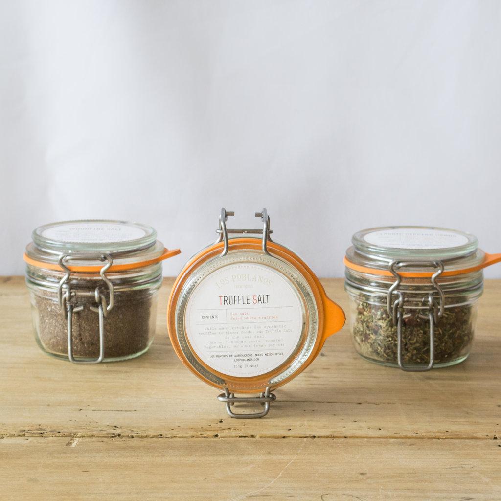 Los Poblanos Truffle Salt Jar