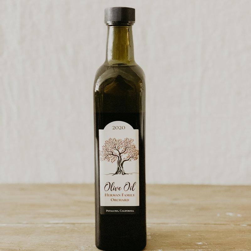 Herman Family Olive Oil