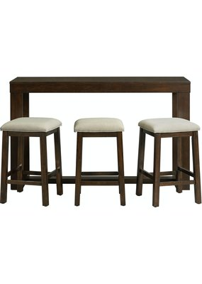 Elements Hardy  Bar Table & Stool Set