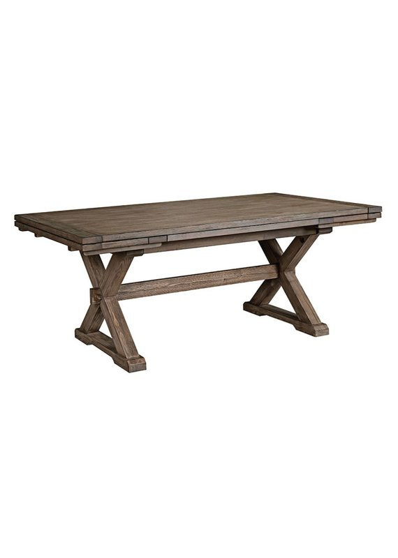 Kincaid Sawbuck Dining Table