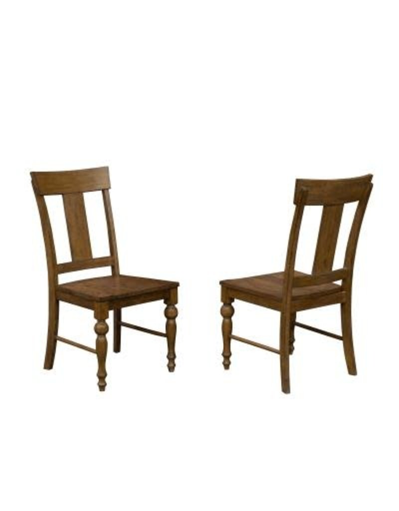 A-America A-America Wellington T-Back Side Chair (WEL-LB-2-57-K)