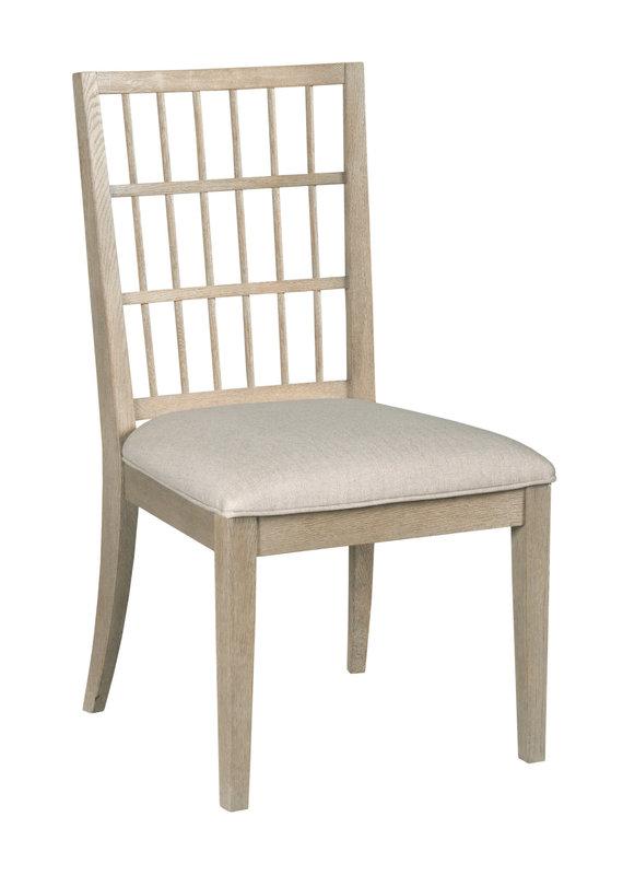 Kincaid Symmetry Fabric Side Chair