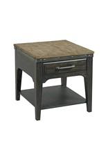 Kincaid Kincaid Plank Road (Charcoal) Artisans End Table (706-915C)