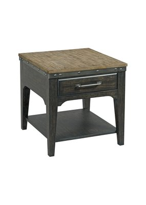 Kincaid Artisans End Table