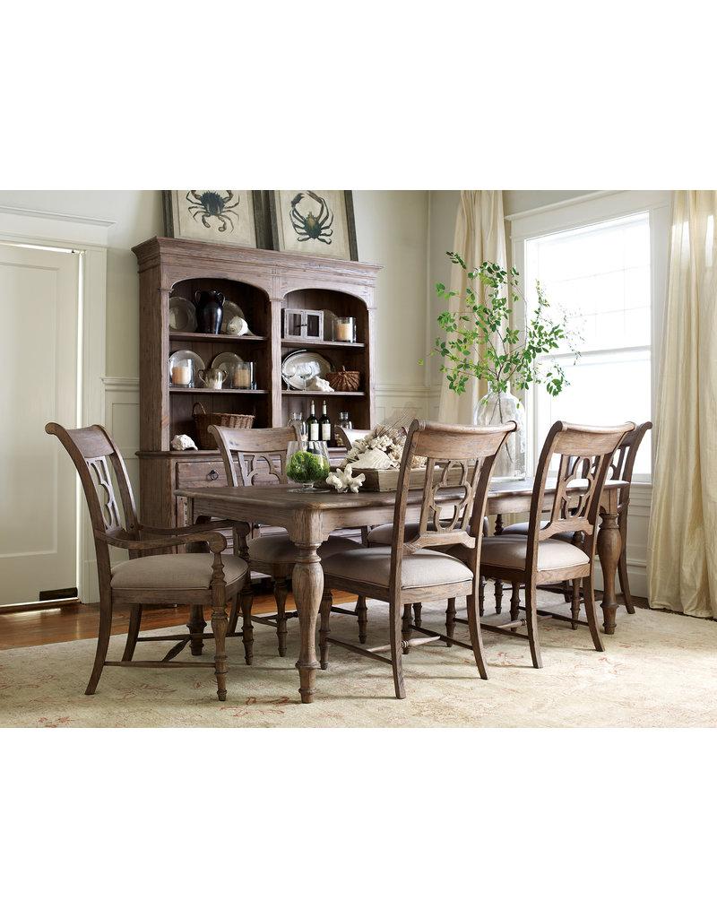 Kincaid Kincaid Weatherford Heather Arm Chair (76-062)