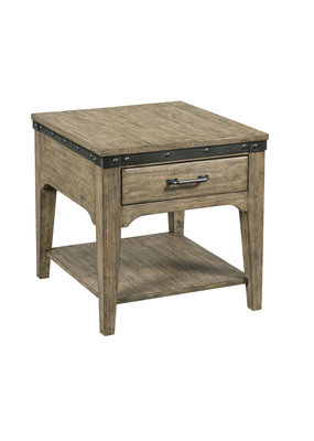 Kincaid Artisans End Table (Stone)