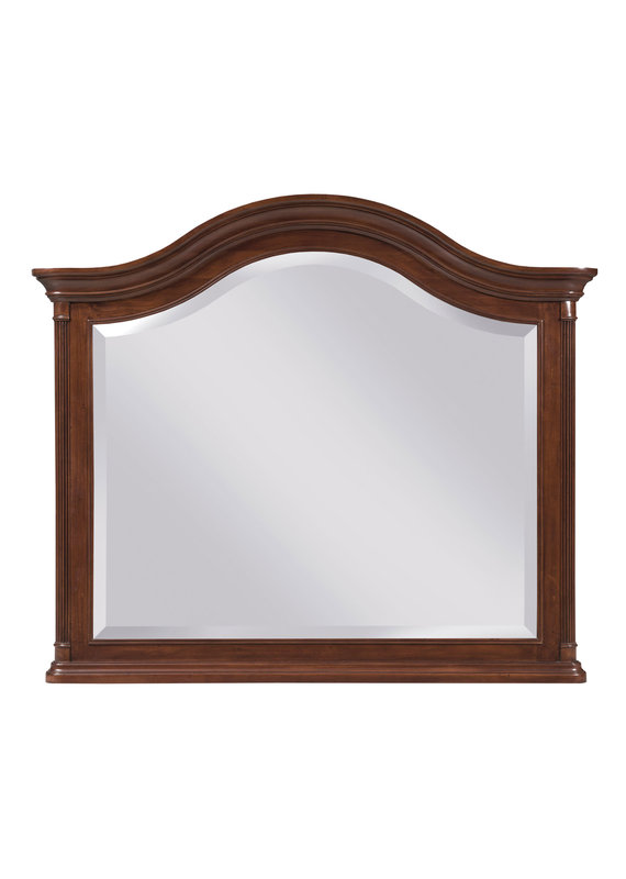 Kincaid Arched Landscape Mirror